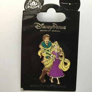 Flynn-Rider-Tangled-In-Rapunzel-039-s-Hair-Disney-Pin-102079