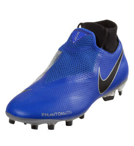 a2d21972ba1 SOCCER SHOES NIKE PHANTOM VISION PRO DYNAMIC FIT FIRM GROUND BLUE ...