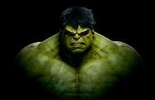 Stampa incorniciata-L' incredibile Hulk (DVD Blu-Ray AVENGERS MARVEL FOTO POSTER)