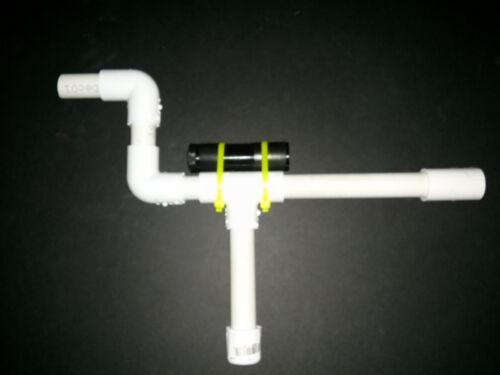 Marshmallow PVC Shooter with LCD Flashlight Marshmellow Shoots Mini Mallows!