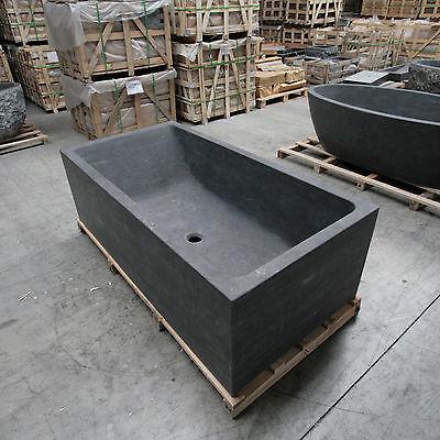 """""""modern"""" Design Badewanne 180x90x58cm Naturstein Sauna & Schwimmbecken Bad & Küche"""