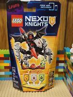 Lego 70335 Nexo Knights Ultimate Lavaria Boxed Minifigure Set + Accessories App