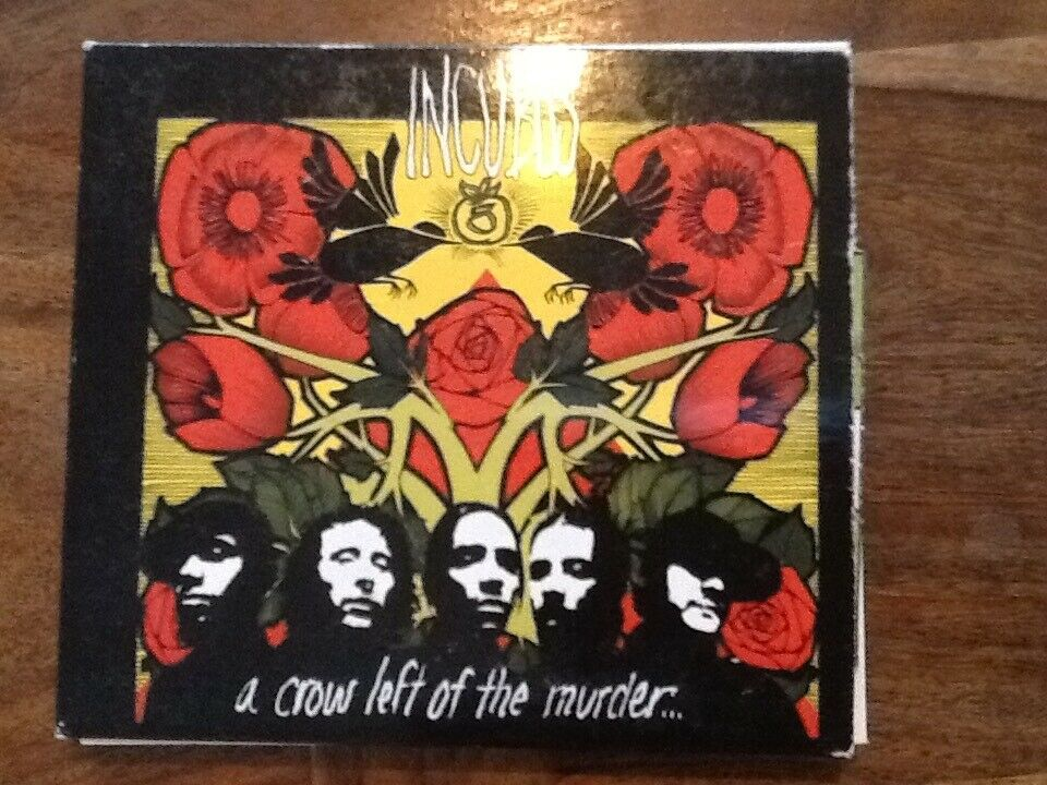 SOLGT!! Incubus: A Crow Left Of The Murder, rock