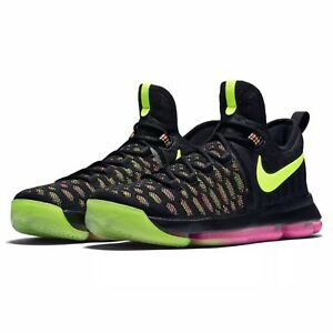 Nike Zoom KD9 Kevin Durant Shoes Size 10 Black ...