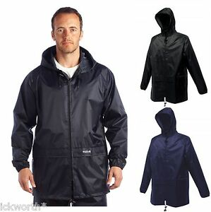 Regatta-Stormbreak-Waterproof-Jacket-Rain-Coat-Mens-Ladies-Adults-Womens-Unisex