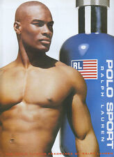 Ralph Lauren Polo Sport Fragrance 1999 Magazine Advert #4087