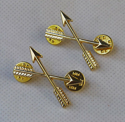 WW2 US ARMY SPECIAL FORCES MILITARY LAPEL PIN HAT PIN -32060
