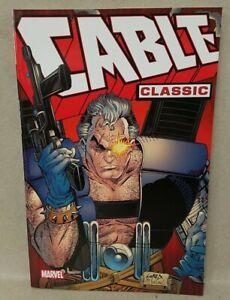 Cable Classic (2008) Vol 1 TPB X-Men New Mutants 87 Blood & Metal NEW Marvel SC