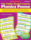 File-Folder Pocket Charts: Phonics Poems, Grades K-2: 20 Just-Right Poems and Lessons with Easy How-To's and Templates to Help Every Child Become a Successful Reader by Kathleen M Hollenbeck (Paperback / softback, 2010)