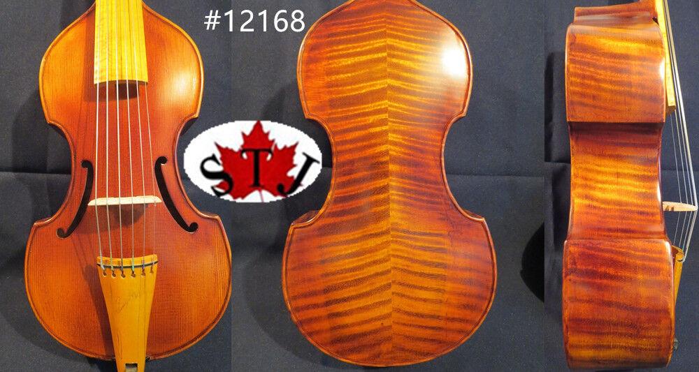 Baroque style SONG Brand Maestro 6 strings 14 3 4   lila da gamba   12168