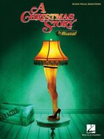 A Christmas Story The Musical Sheet Music Vocal Selections Book 000110204