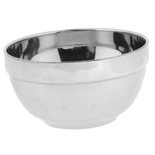 Stainless Steel Mixing Bowl Kitchen Food Prepware Utility Home Camping