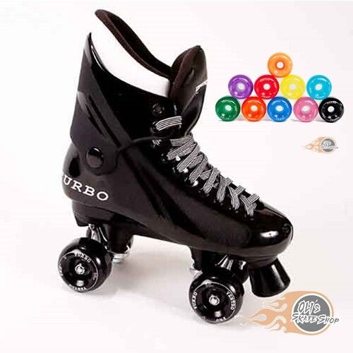 Ventro Pro Turbo Quad Roller Skates Ventro Wheels All Colours Bauer Style