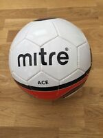 Mitre Ace size 5 new football