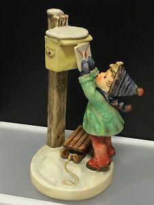 Hummel Figur 340 Brief Ans Christkind 185 Cm Erste Wahl Ebay