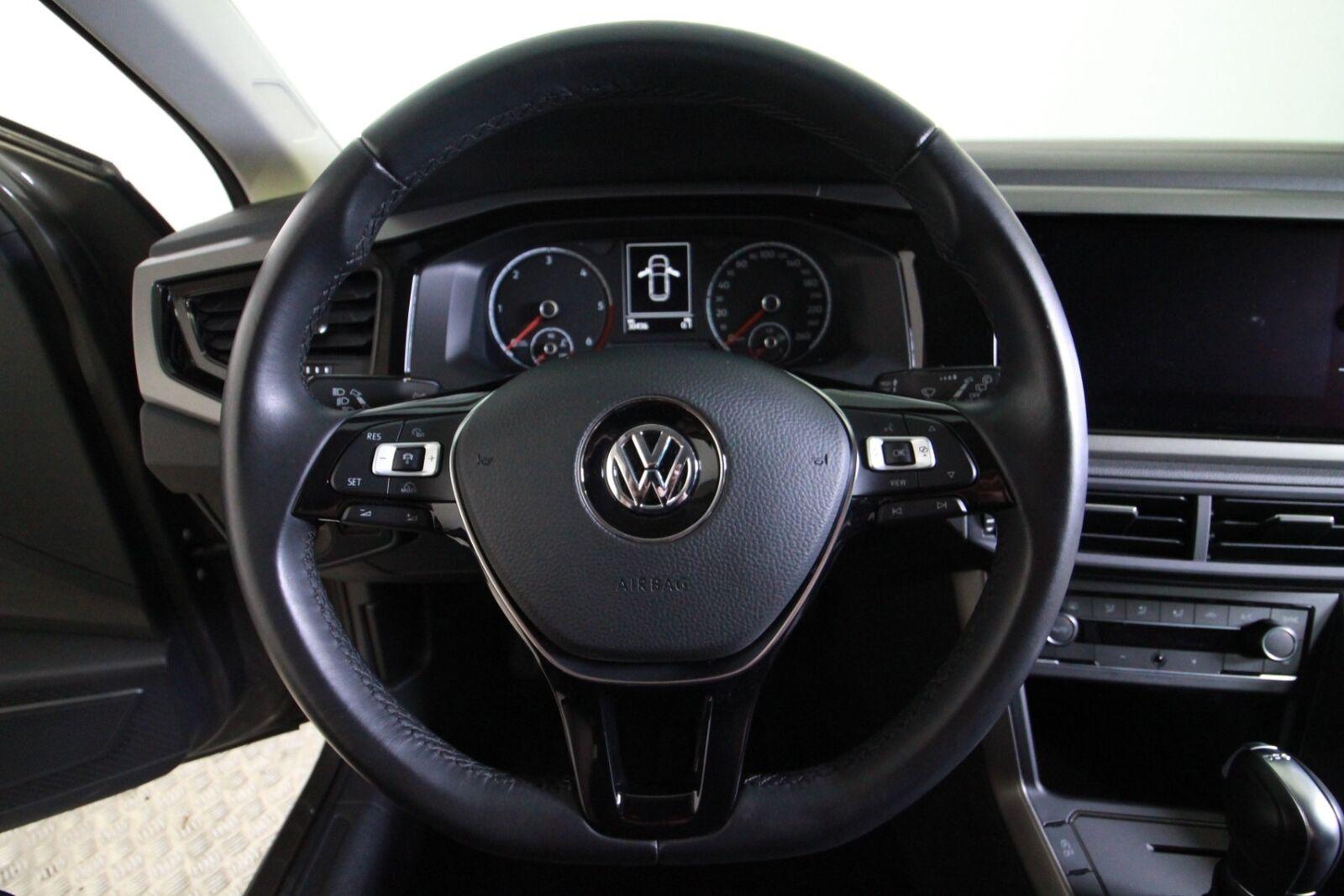 VW Polo TDi 95 Comfortline DSG