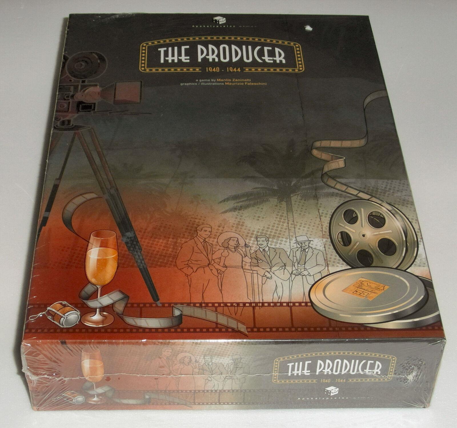 The Producer  1940-1944 - Apokalypse Inc. - 2015