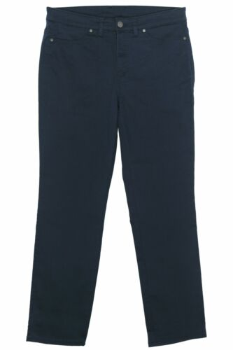 sheego Stretchjeans Die Schmale Slim Power Stretch Damen Blau Denim Plusgröße