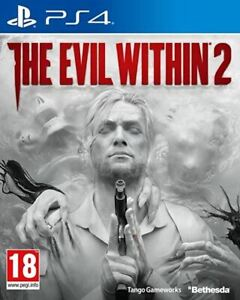 THE EVIL WITHIN 2 - PS4 - FR - NEUF sous BLISTER