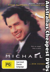 Michael-JOHN-TRAVOLTA-DVD-NEW-FREE-POSTAGE-WITHIN-AUSTRALIA-REGION-4