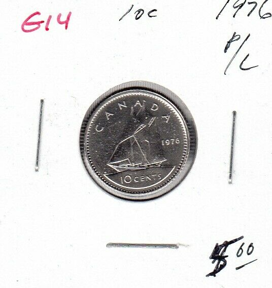 PROOF CANADA 1981 50 CENTS~CAMEO FROST WHITE~FREE SHIPPING~
