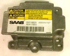 SAAB 9-5 95 SRS Control Electronic Unit 2000 - 2001 5018825 Safety Control ECU