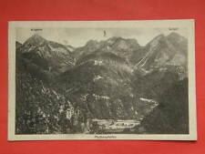 MALBORGHETTO Valbruna Udine vecchia cartolina