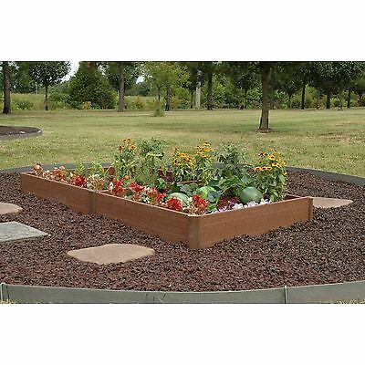 "Greenland Gardener Raised Bed Garden Kit 84"" x 42"" NEW"