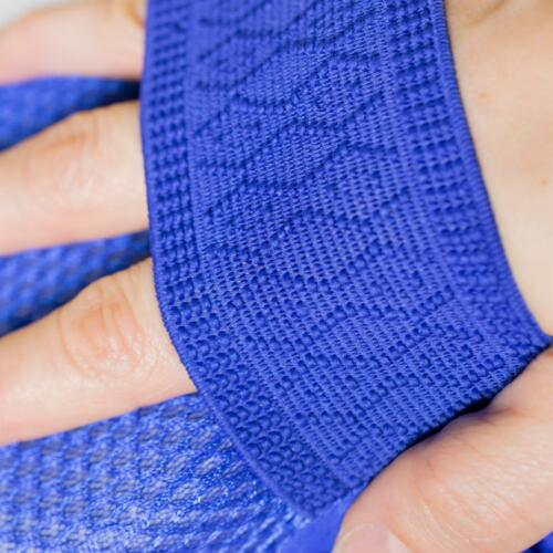 2x Mikrofaser Chenille Reinigungs-Schwamm mit Handschlaufe grün 11x23cm cosey