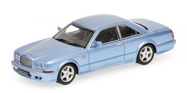 Bentley Continental T 1996 Light bleu 1 43 Model MINICHAMPS