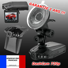 Dashcam board enregistreur caméra embarquée voiture HD nuit DVR F198 Dash Cam