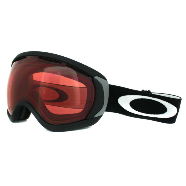 5e6a50b7ea6 Snow Goggles Oakley Canopy 7047-02 Matte Black Prizm Rose for sale ...