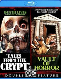 Tales from the Crypt / Vault of Horror [New Blu-ray] 2 Pack, Widescreen