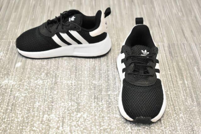 **adidas X_PLR S EL I EF6089 Sneakers, Toddler Size 8M, Black NEW