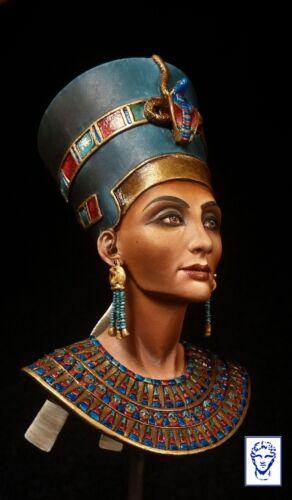 Nefertiti Resin Model Alexandros 200mm Bust 38435