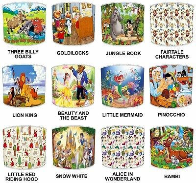 Fairy tales lampshades ideal to match childrens fairy tales story fairy tales lampshades ideal to match childrens fairy tales story duvets covers aloadofball Images