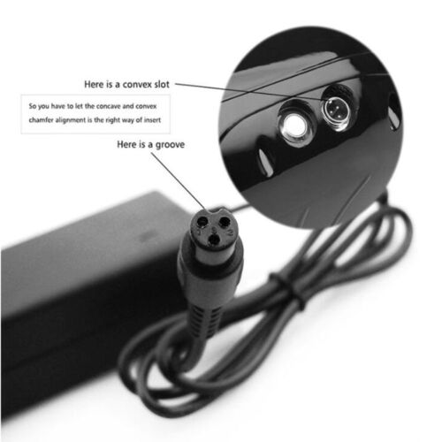 Power Adapter 42V Charger For Smart  Balancing Scooter Hoverboard Unicycle US