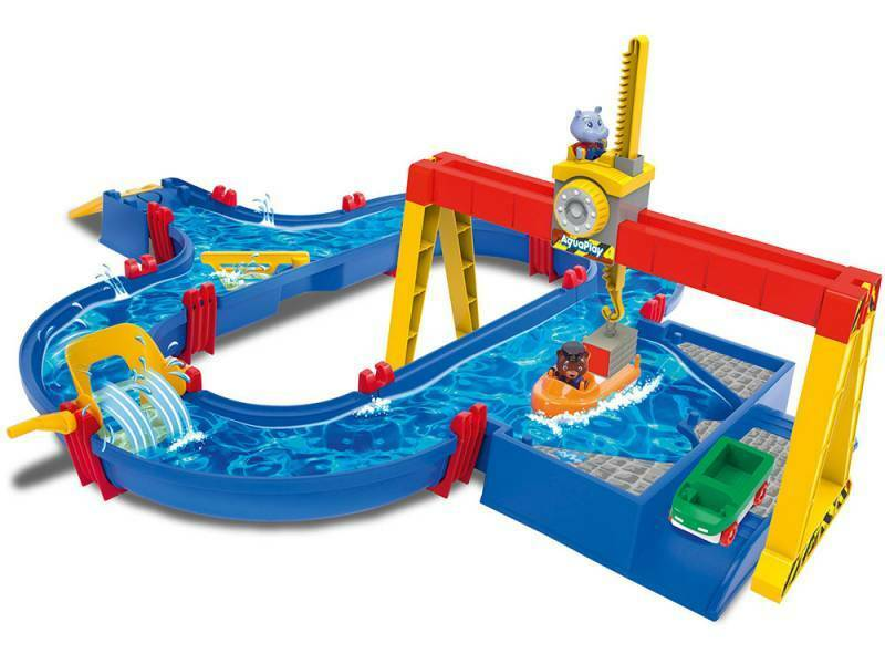 AquaPlay ContainerPort, Aquaplay Containerhafen, Aqua play Wasserbahn  | Verschiedene Stile