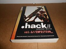 NOVEL .hack// Another Birth 1 by Stormcrow Hayes in English