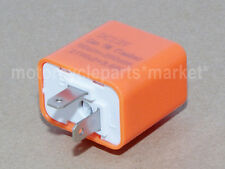 2 Pins Adjustable Turn Signal Light Hyper Flash LED Flasher Relay For Yamaha R1