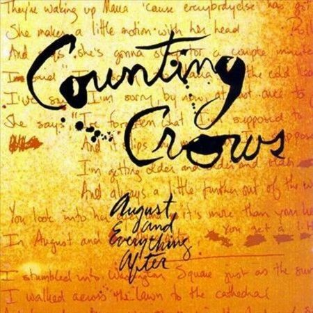 Counting Crows-August And Everything After (45Rpm 200 Gram)  VINYL LP NEW