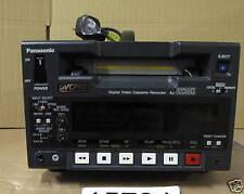 Panasonic DVCPro AJ-D230HE D230 D230H Portable Recorder LEGGE DV MINI DV DVCAM