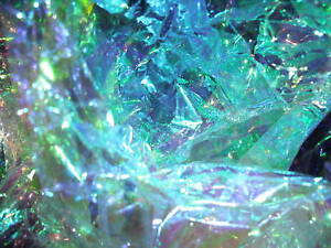 "D00538  Magical Film 10ft X 20""- Firefly /OOAK,Crafts"