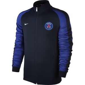 Nike-Paris-Saint-Germain-Authentique-N98-Veste-De-Survetement-810316-475-psg-taille-S