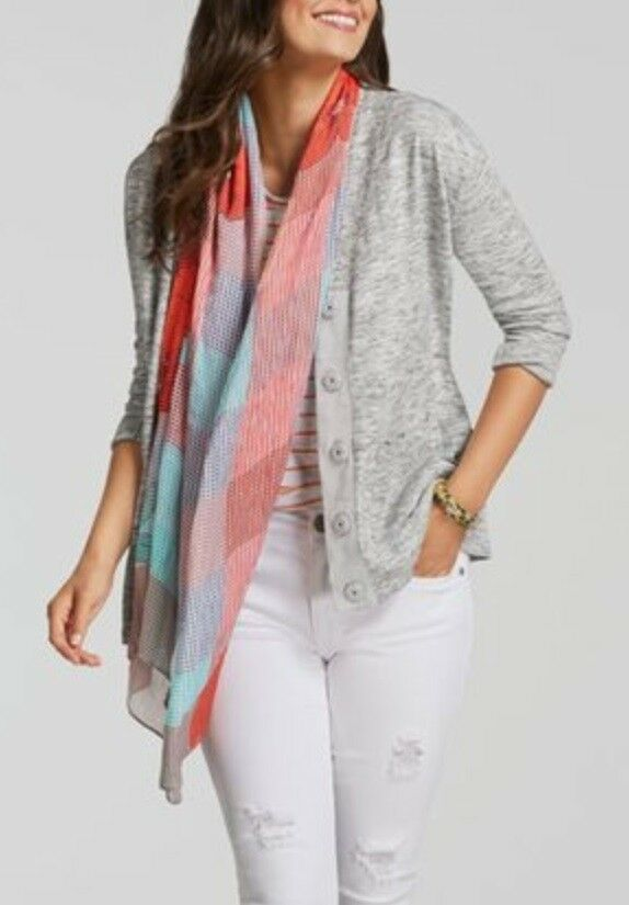 159 NEW Cabi 2018 Spring Marble Cardigan, Every Day Flash Deal, Free Shipping