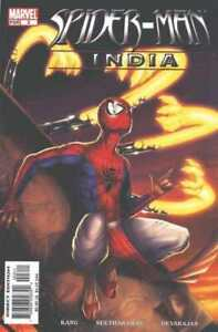 Spider-Man-India-3-in-Near-Mint-condition-Marvel-comics-ob