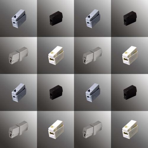 Wago luci morsetto 224-101 224-104 224-112 224-114 224-201 PEZZI NUMERI selezionabile