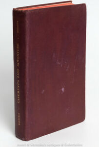 1953-Roger-CASEMENT-039-S-LAST-ADVENTURE-Capt-Monteith-IRA-Irish-History-Book-Rare