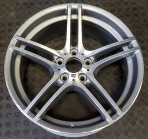 BMW-3-Series-1X-19-034-Genuina-Estilo-313-Gris-Diamante-Corte-Frontal-Aleacion-Rueda-S236DGF