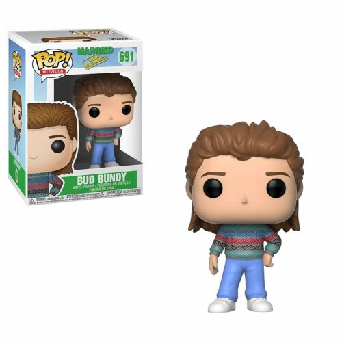 Funko POP TV Married with Children Bud Brand New In Box